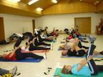 Dehnübungen Rückenfitness Rückenschule